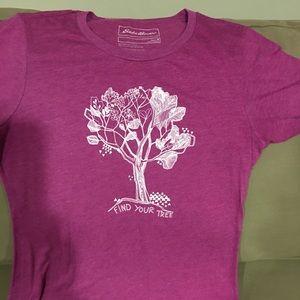 Eddie Bauer Women's t-shirt.